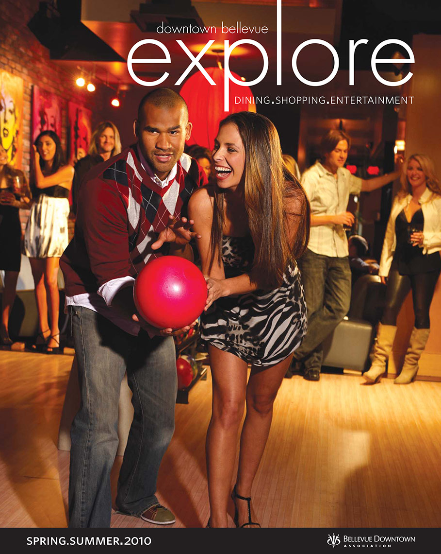 Explore Bellevue ad campaign cover photo