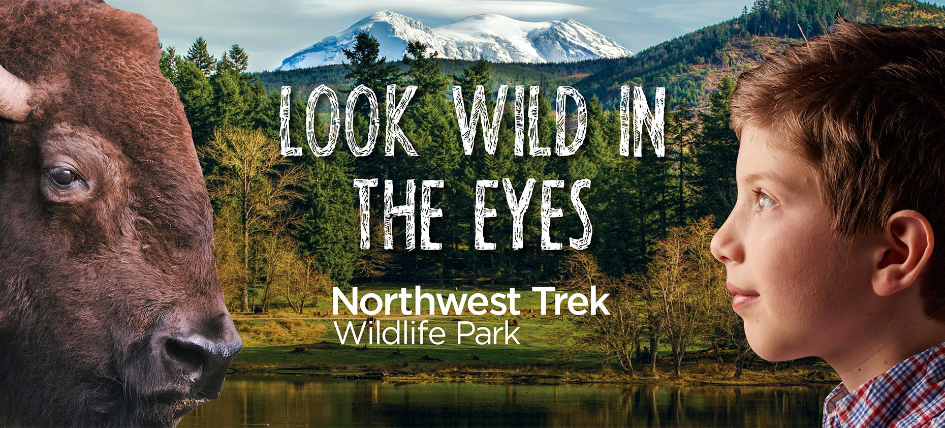 Northwest Trek  advertising campaign